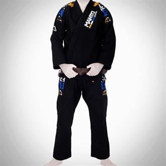 Manto Champ 3.0 Black Jiu Jitsu Gi